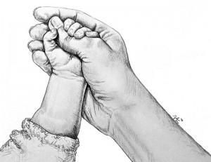 Motinos rankos
