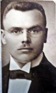 Kostas-Daunoras-1922-metais
