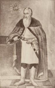Aleksandras Chodkevičius (1475-1549), vedęs  Vasilisą Holovčinską