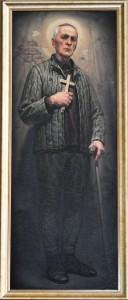 Teofilius Matulionis Jiezno bažnyčioje