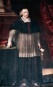 Žemaičių vyskupas Kazimieras Pacas