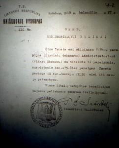 Bronius Bulika Zibalų parapijos administratorius