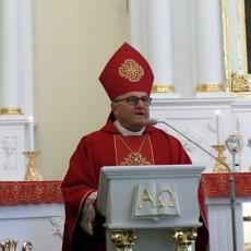 Mieli broliai kunigai, seserys vienuolės, brangūs vyskupijos tikintieji!