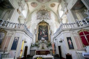 Jiezno bažnyčia